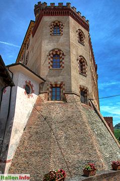 Barolo: Schloss