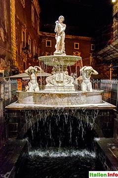 Catania: Fontana dell
