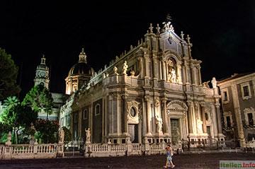 Catania: Kathedrale Sant´Agata