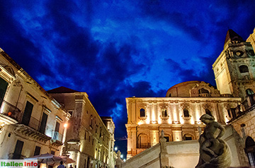Noto: Corso Vittorio Emanuele