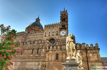 Palermo: Kathedrale Maria Santissima Assunta