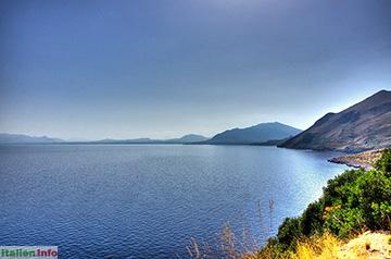 San Vito lo Capo: Küste im Naturreservat Zingaro