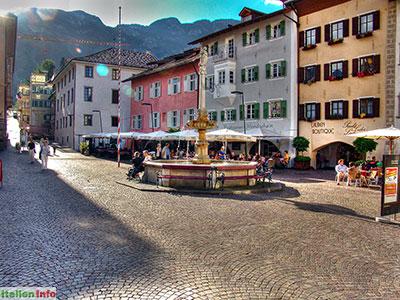 Kaltern: Marktplatz