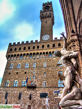 Florenz: Palazzo Vecchio