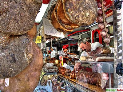 Grosseto: Wochenmarkt
