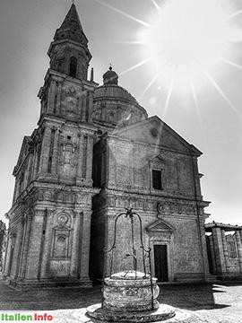 Montepulciano: Madonna di San Biagio