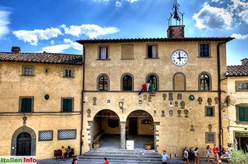 Radda in Chianti: Palazzo Podesta