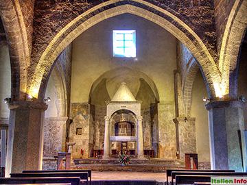 Sorano: Sovana - Kirche Santa Maria