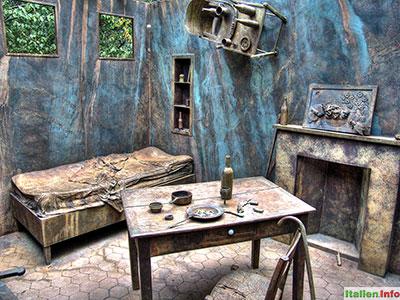 Seggiano: Il Giardino di Daniel Spoerri - Chambre No 13
