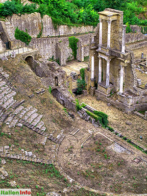 Volterra: Teatro Romano