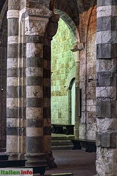 Sorano: Dom in Sovana - Innenraum