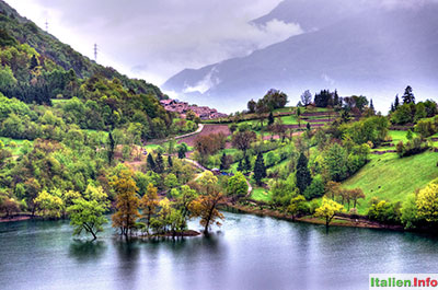 Tenno: Lago di Tenno - Tennosee