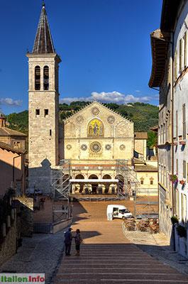 Spoleto: Dom Santa Maria Assunta