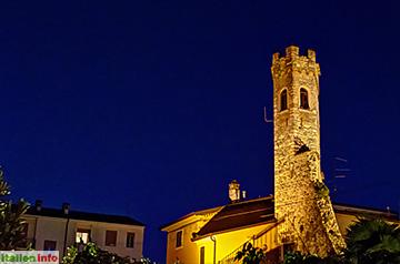 Bardolino: Mittelalterlicher Turm