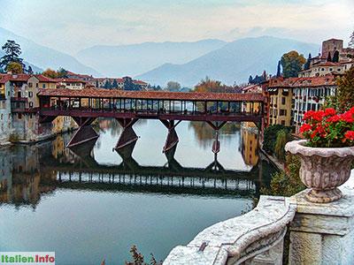Bassano del Grappa: Ponte degli Alpini