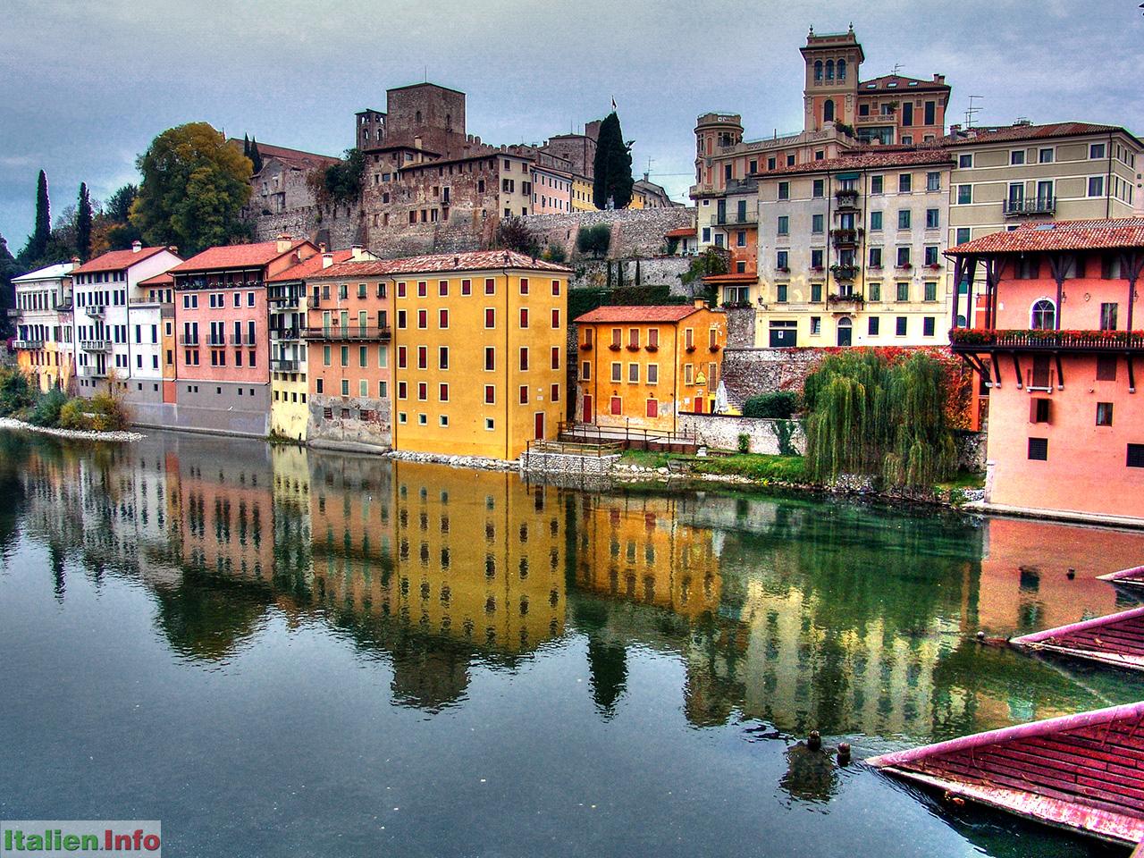 Venetien fotos und impressionen italien info - Mobilifici bassano del grappa ...