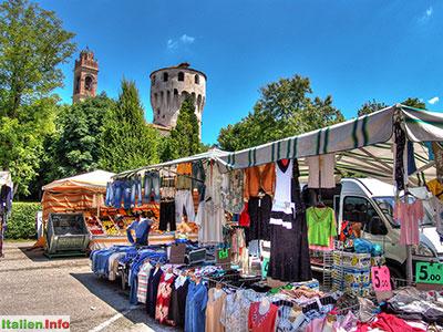 Casale sul Sile: Wochenmarkt