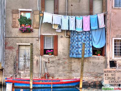 Chioggia: Kanal-Idylle
