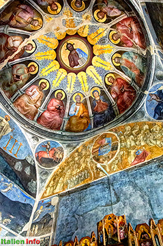 Padua: Kathedrale - Baptisterium