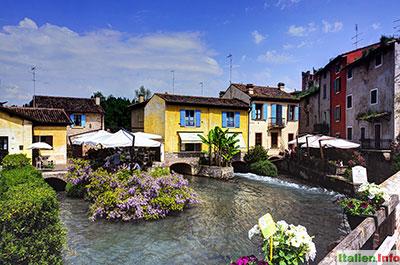 Valeggio sul Mincio: Malerisches Mühlenviertel