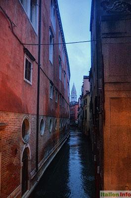 Venedig: Rio de San Salvador