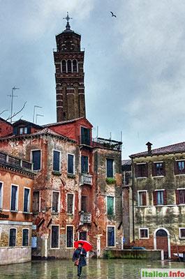 Venedig: Campo Sant´Anzolo