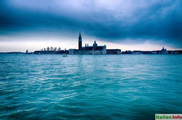 Venedig: Insel San Giorgo Maggiore